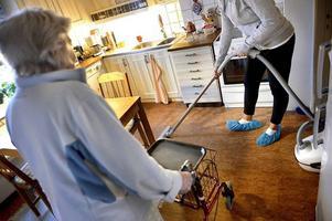 Åldringarna med hemtjänst  vill kunna lita på de anställda som kommer  hem  till dem.