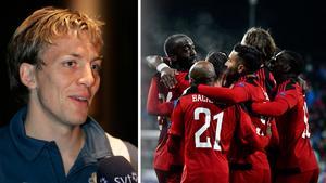 Förre landslags- och Premier League-backen Erik Edman är förtjust i Östersunds FK.