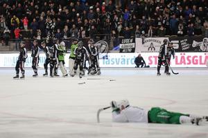 Skilda världar. Sport är himmel och helvete. Bild: Mats Åstrand/TT