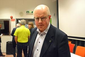Ulf Aronson konstaterar att det tar tid att hitta finansiering till en ny arena, men är ändå hoppfull.