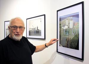 Nu ställer Sten Andersson ut sina bilder från Nidingen på nytt.