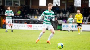 Samuel Holm har ännu inte startat en match för VSK.