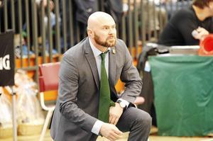 Vedran Bosnic är inte längre förbundskapten för det svenska baskelandslaget