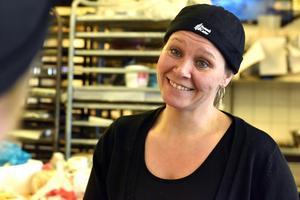Liselott Jemth lämnade en tjänst som personlig assistent bakom sig för att satsa på fiket.