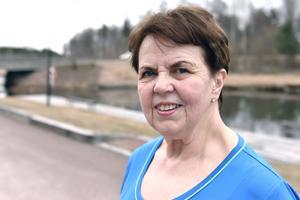 Märtha har genomfört hundratals och åter hundratals gymnastikpass för folk i Mora.