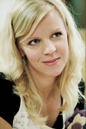 Rosi Hoffer ordförande för QnetZ hoppas att många kontakter ska knytas under dagen.