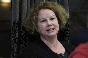Ordförande för Företagarna i Ljusdal, Katarina Svender, är fortfarande osäker på hur näringslivet i kommunen kan förändras.