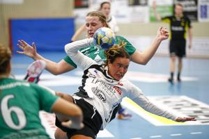 VästeråsIrsta och Hannah Grytegård tar emot sistaplacerade nykomlingen GT Söder i Bombardier Arena på lördagen. Foto: Thomas Johansson/TT