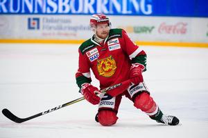 Marcus Fagerudd spenderade större delen av säsongen i Mora.Bild: Simon Hastegård/Bildbyrån