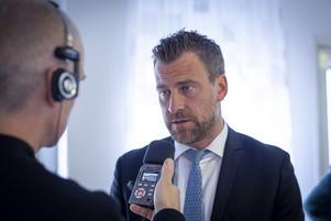 Jonas Granfelt, Sollefteåbons försvarare.