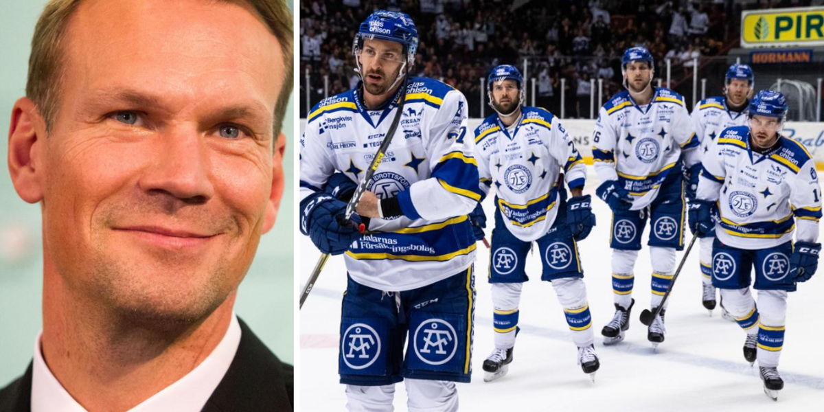 """Nicklas Lidström kunde spelat för LIF – erkänner: """"Leksand har en speciell plats i hjärtat"""""""