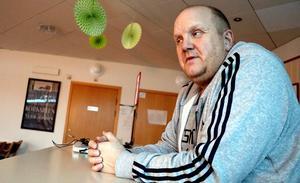 Thomas Simonsson har i dagarna klivit in i rollen som föreståndare för Medborgarhuset i Ånge.
