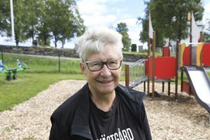 Christel Landström blev folkvald som suppleant i områdesstyrelsen  i Kall inför rådande mandatperiod och är politiskt obunden. Samtliga av de folkvalda i områdesstryrelsen i Kall är politiskt oberoende.