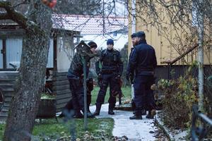 Det var i torsdags, den 29 november, som polis kallades till en villa i Rynninge där ett misstänkt mord ska ha skett. Arkivfoto