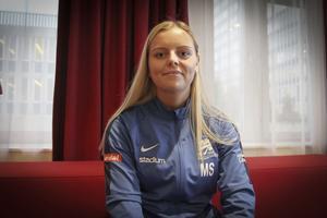 Matilda Svenler blev en av säsongens bästa värvningar när hon gick till Villa Lidköping.
