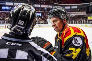 Nicklas Danielsson finns med i kvällens match trots allt.