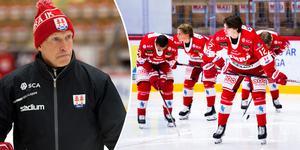 Fredrik Andersson och hans team ställde över Christoffer Jansson, Jonathan Carlsson och Filip Lander under förra veckans matcher. Kanske kommer någon ur den trion slå sig in i truppen mot Almtuna.