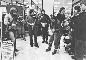 Folkmusik arrangerad via Nutida Musik. Bild: Kjell-Åke Jansson
