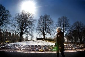 Carina Vindeland , diakon vid Tierps pastorat, ska leda Viktors begravning tillsammans med kyrkoherden Kristin Elf. Viktor ska få en plats i askgravlunden vid Nathanaelkyrkan i Tierp.