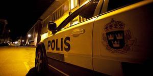 Ett rotationsljus stals från Knutsvägen i slutet av förra månaden.