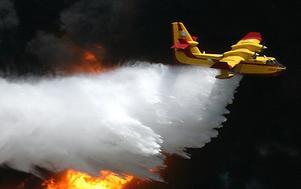 På måndagen kopplades MSB (Myndigheten för samhällsskydd och beredskap) in och kallade på italienskt specialflyg för att lösa krisen.