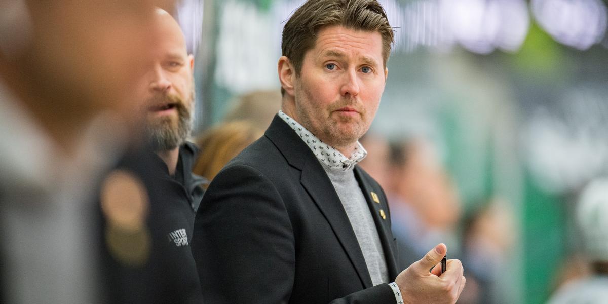 Uppges klar för Örebro Hockey – nu lämnar tränaren seriekonkurrenten