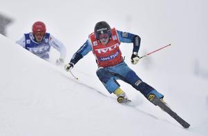 Victor VÖN Öhling Norberg på väg mot en blivande femte placering.