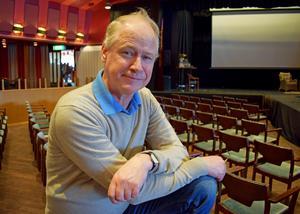 Robert Gustafsson föreläste i Mora.