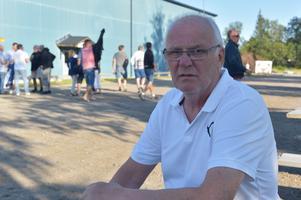 Thomas Hellgren var idéskapare till fredagens arrangemang i Ramsele.