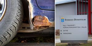 Mannen åtalas misstänkt för försök till bedrägeri. Foto: Anders Wiklund/TT, Tomas Nyberg
