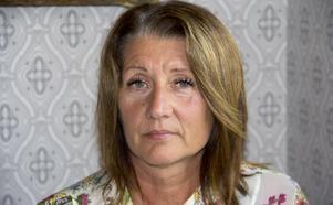 Sverigedemokraternas gruppledare i Skinnskatteberg, Ewa Olsson Bergstedt, tycker att ledarredaktionen har varit orättvis.