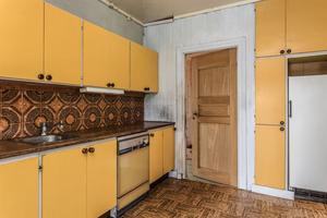 I Ocke-huset finns det kök på både botten- och ovanvåning. Foto: HusmanHagberg