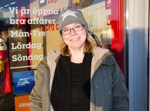 Sarah Sjödin, 44, boendepersonal, Timrå.