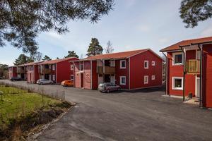 Den här typen av hus planerade byggföretaget SHC att bygga vid Kyrkogatan i Smedjebacken. Ännu har ingen ansökan om bygglov lämnats in