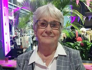 Kerstin Brandt är kulturansvarig i såväl Arnöns bygdegårdsförening som för hela Gävleborgs bygdegårdsdistrikt, med 62 gårdar. Foto: Privat