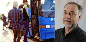 Magnus Gunnarsson, Miljöpartiets gruppledare i Skara, skriver om hur den nya zonindelningen påverkar priset för resor i kollektivtrafiken för Skaraborna.