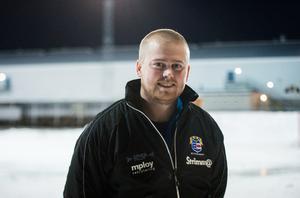 Henrik Söderlind, tränare Selånger bandy.