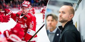 Timrås lagläkare Christian Johansson ger en första kommentar om Jens Lööke som skadade sig i derbyt mot Modo i söndags.
