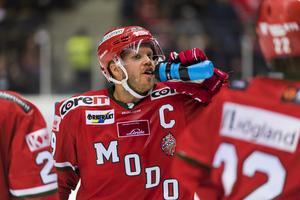 Tobias Enström tycker att Modo har något väldigt spännande på gång. Bild: Jonas Forsberg/Bildbyrån