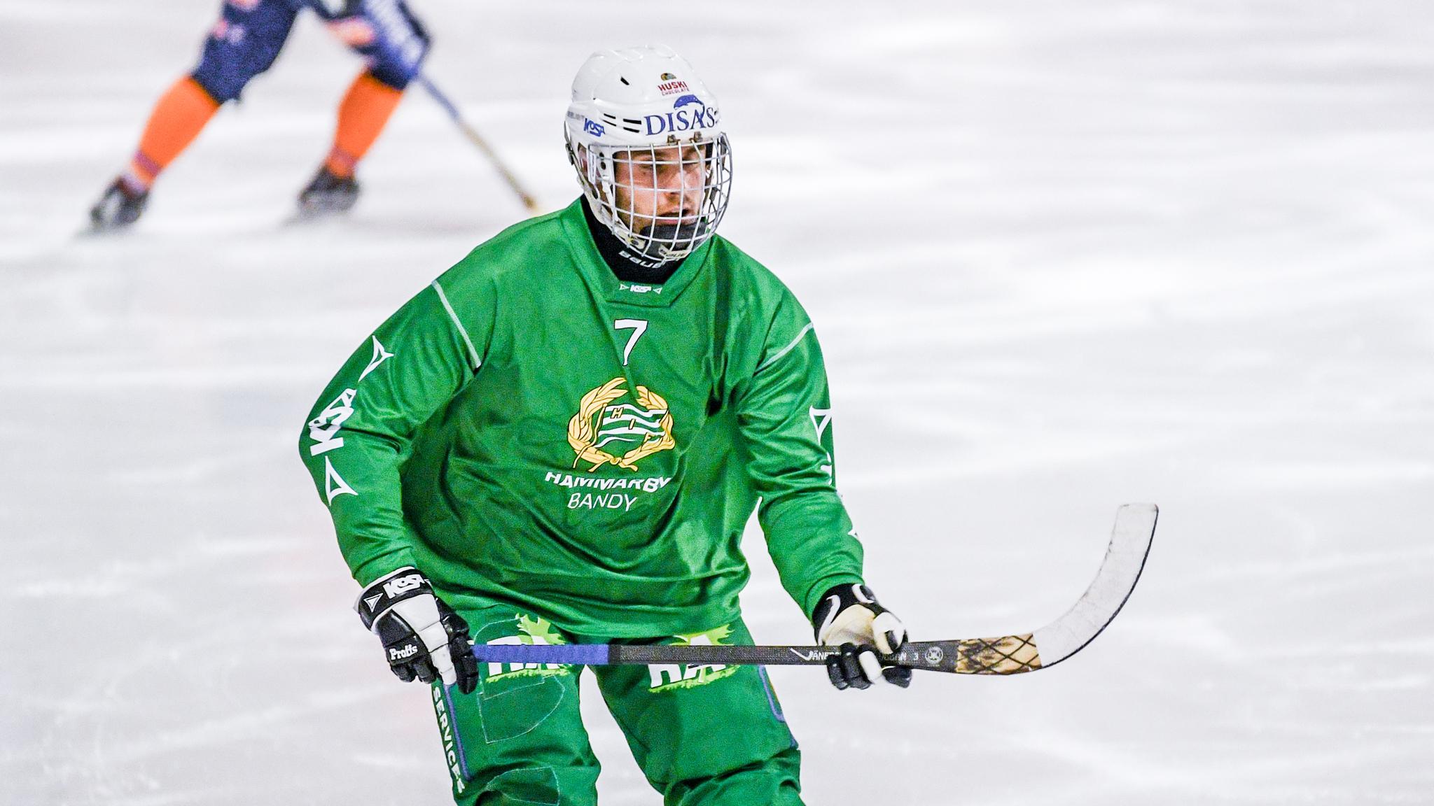 Jesper Jonsson har gjort 39 poäng på 21 matcher den här säsongen.
