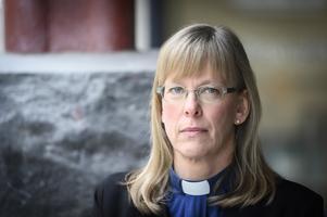 Karin Sarja. Foto: Magnus Aronson