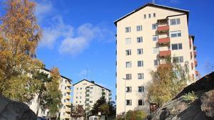 Husen på Heimdal i Nynäshamn hör till de allra mest populära i Nynäshamnsbostäders bestånd.
