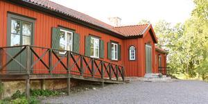 Överenhörna bygdegård, nominerad till Årets renovering. Foto: Camilla Hjort