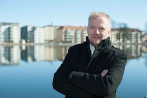 Länsstyrelsens expert på mänskliga rättigheter, Torbjörn Messig, håller föredrag om
