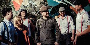 Köpingsbandet Sir Reg kan vinna  pris som Årets Punk på Manifestgalan. Pressbild: SIR REG (bilden är något beskuren från originalet)