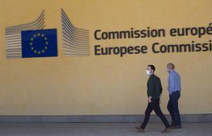 EU har mycket att grubbla över efter coronakrisen. Arkivbild.