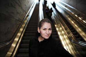 Rakel Chukri, journalist och författare. Foto: Johan Nilsson / TT