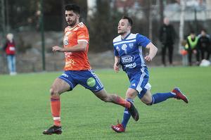 Mohammed Al-Dahan har fått förtroende som startspelare den här säsongen och förvaltat den chansen väl med fyra mål i de första matcherna i trean.