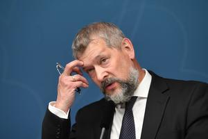 Nils Öberg, ny generaldirektör för Försäkringskassan.