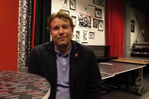 Ordföranden Staffan Dahlgren lämnar Örebro Hockey.